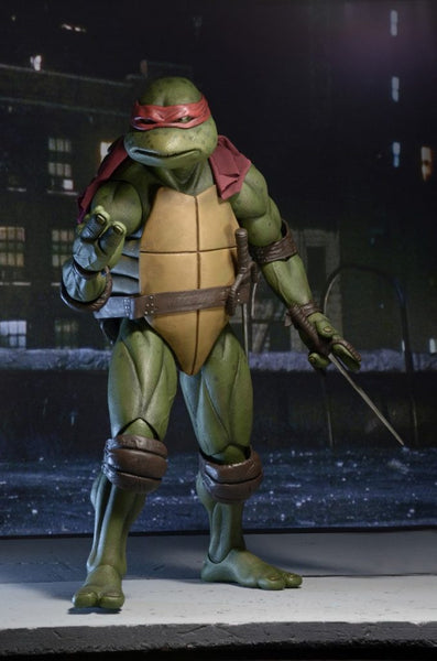 1/4 Scale Teenage Mutant Ninja Turtles (1990 Movie) Raphael Figure by NECA