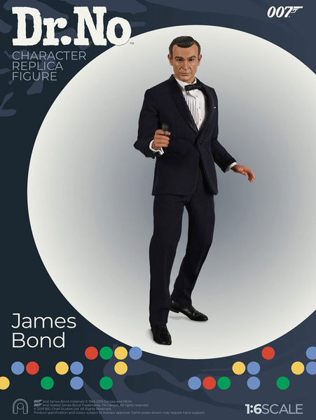 1/6 Scale Dr. No - James Bond Figure by Big Chief Studios
