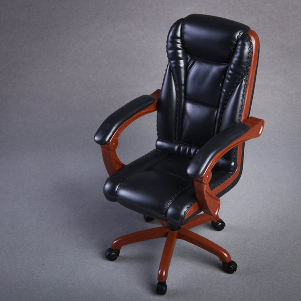 1/6 Scale Executive Boss Chair (3 Colors) by Jiaou Doll