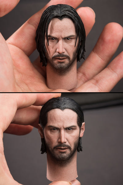1/6 Scale Jonathan Head Sculpt by SooSoo Toys