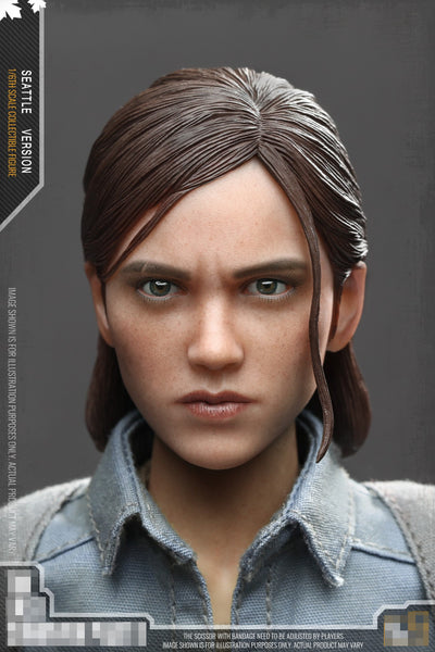 1/6 Scale Kiddo Figure by CC Toys