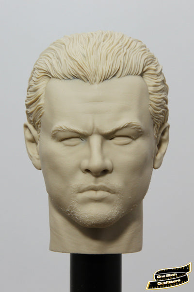 1/6 Scale Custom Cobb Head Sculpt
