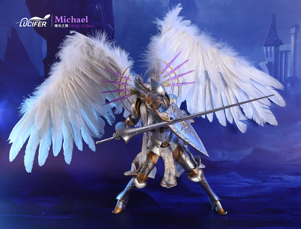 1/6 Scale Wings of Dawn Michael Figure (Archangel Version) by Lucifer
