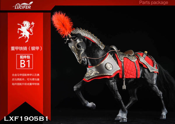 1/6 Scale Horse Figure (LXF-1905) by Lucifer
