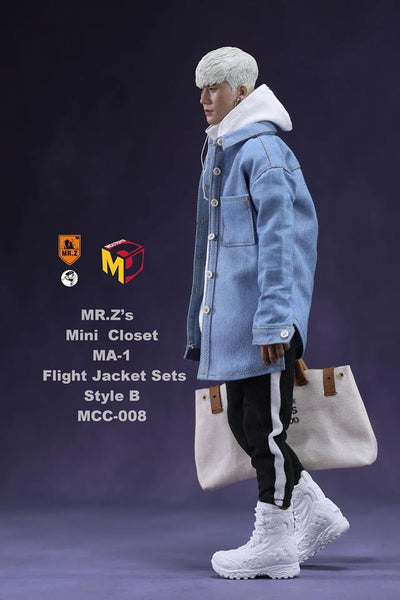 1/6 Scale Streetwear Outfit (MCC-008) by Mr.Z
