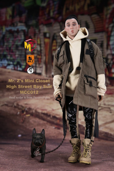 1/6 Scale High Street Fashion Men's Outfit (MCC-012) by MCC Toys