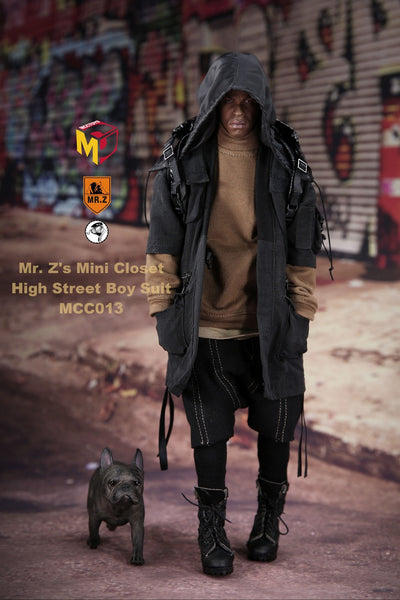 1/6 Scale High Street Fashion Men's Outfit (MCC-013) by MCC Toys