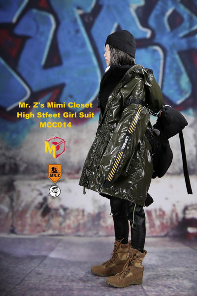 1/6 Scale High Street Fashion Women's Outfit (MCC-014) by MCC Toys