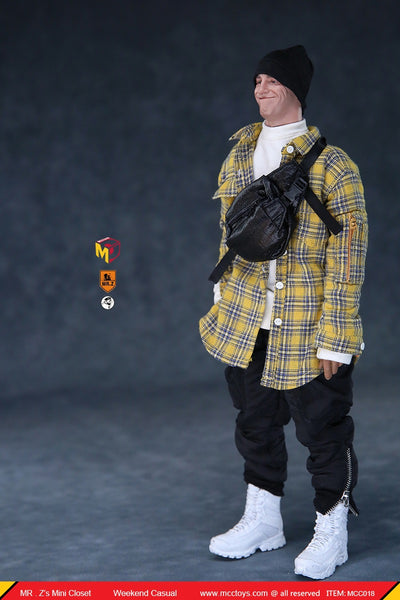 1/6 Scale Men's Weekend Casual Outfit (MCC-018) by MCC Toys