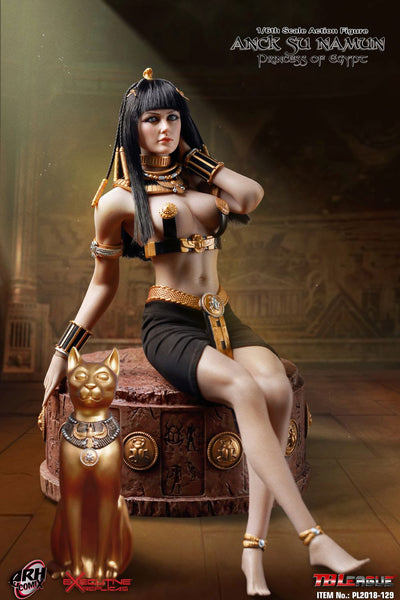 1/6 Scale Anck Su Namun, Princess of Egypt Figure by TBLeague