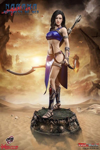 1/6 Scale Narama, the Huntress of Men Figure by TBLeague