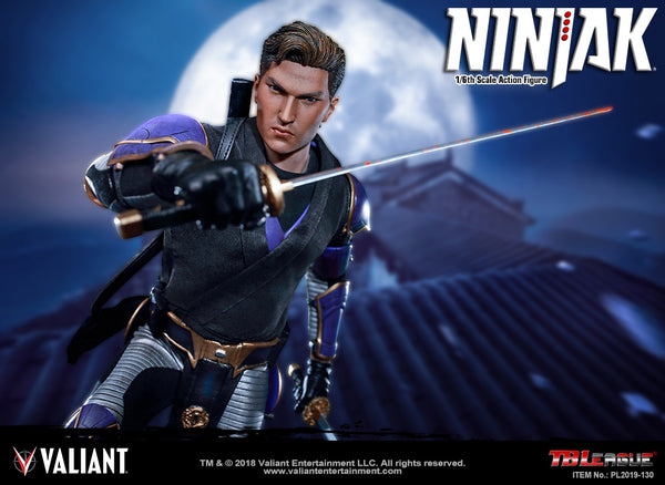 1/6 Scale Ninjak Figure by TBLeague