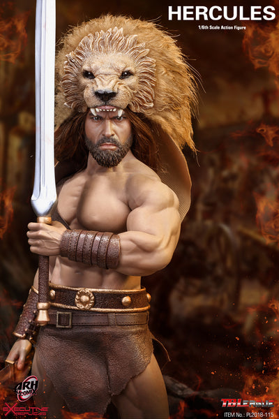 1/6 Scale Hercules Figure by TBLeague