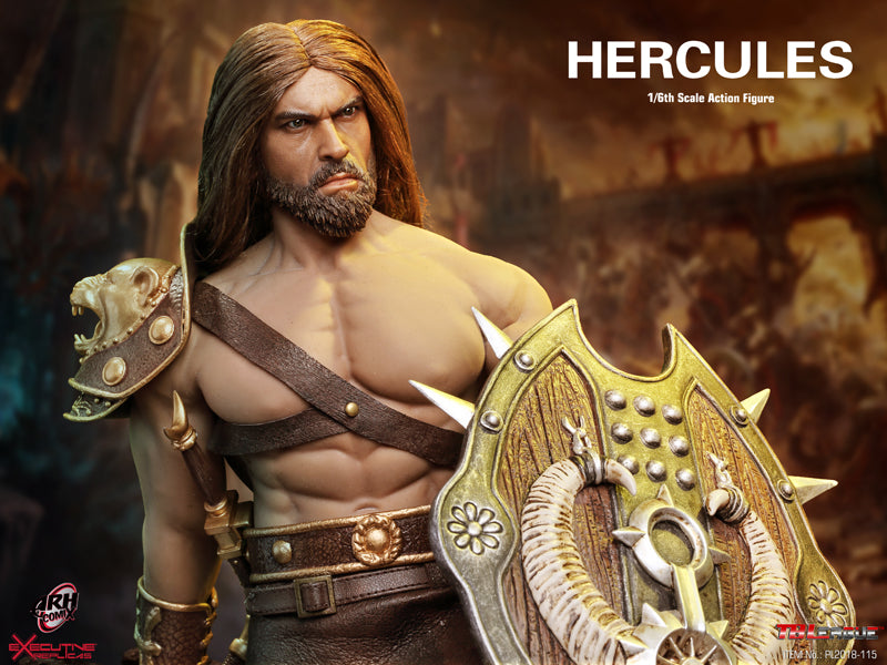 Tbleague Hercules 1 6th Scale Collectible Figure One