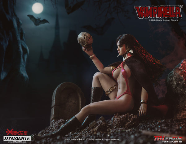 1/12 Scale Vampirella Figure by TBLeague