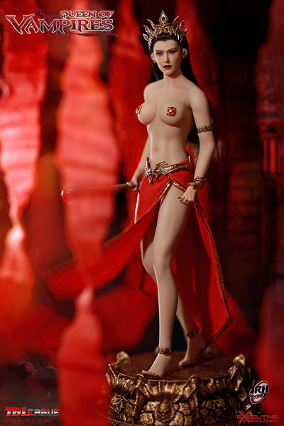 1/12 Scale Arkhalla Queen of Vampires Figure by TBLeague