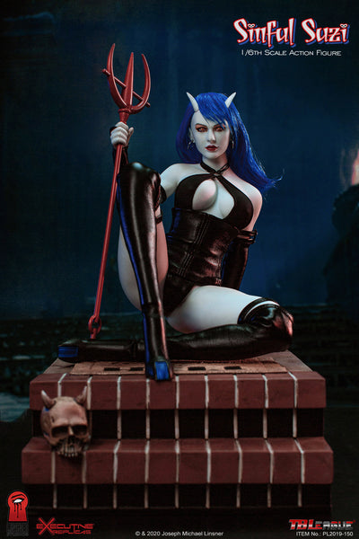 1/6 Scale Sinful Suzi Figure by TBLeague