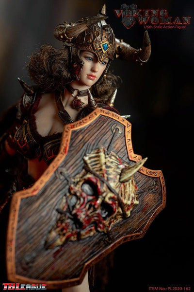 1/6 Scale Viking Woman Figure by TBLeague
