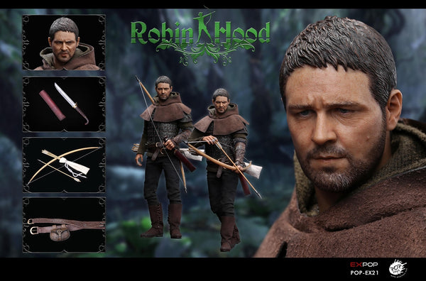 1/6 Scale Chivalrous Robin Hood Figure by Pop Toys