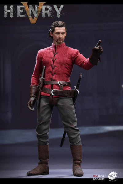 1/6 Scale King Henry V of England Figure by Pop Toys