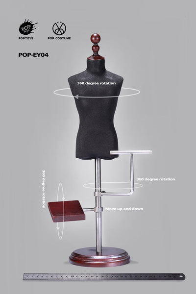 1/6 Scale Suit Mannequin by Pop Toys