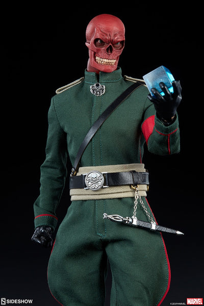 1/6 Scale Red Skull Figure by Sideshow Collectibles