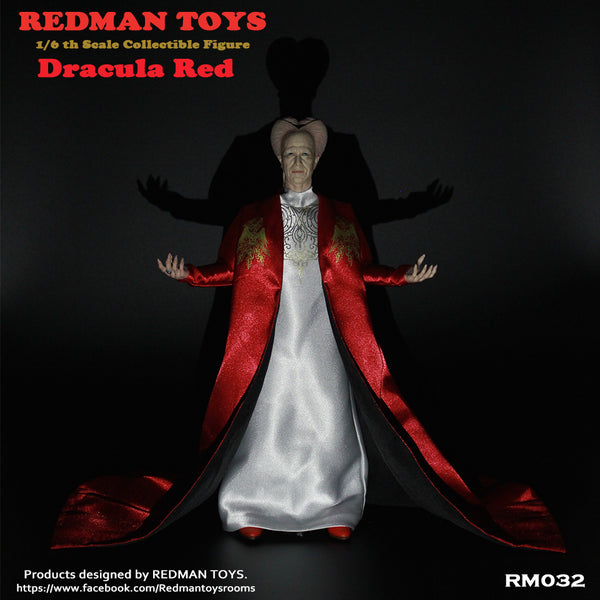 1/6 Scale Dracula Red Figure by Redman Toys
