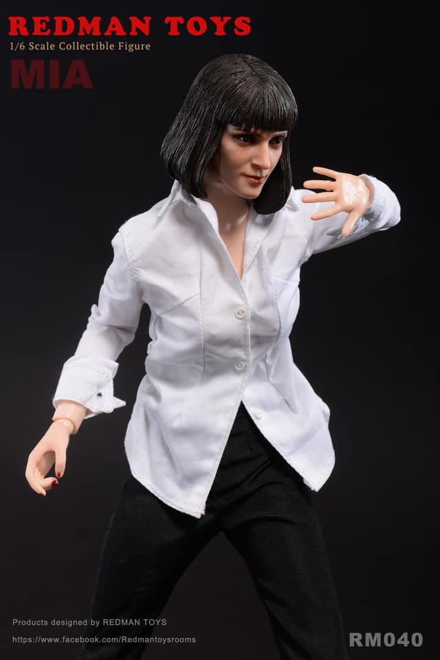 1/6 Scale Mia Figure by Redman Toys