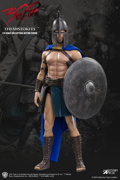 1/6 Scale 300: Rise of an Empire - Themistokles 2.0 Figure by Star Ace Toys