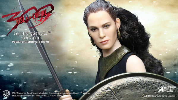 1/6 Scale 300: Rise of an Empire - Queen Gorgo 2.0 Figure by Star Ace Toys