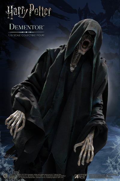1/6 Scale Harry Potter - Dementor Figure (Deluxe Version) by Star Ace Toys