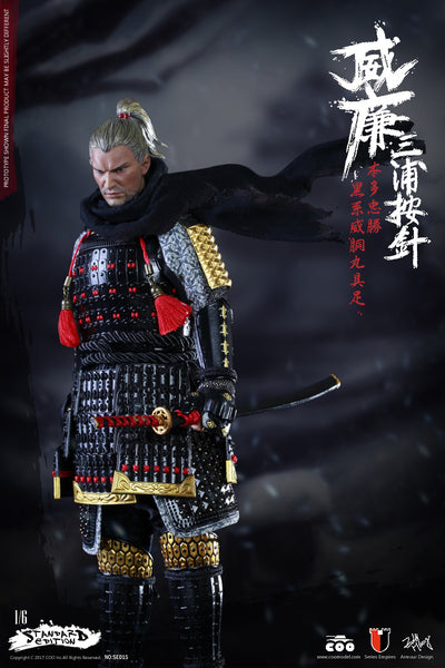 1/6 Scale - William Adams (Miura Anjin) Figure (Standard Version) by COO Model