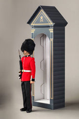 DRAGON DREAMS DID 1//6 SCALE MODERN BRITISH SENTRY BOX FOR THE GUARDS K80134S