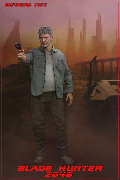 1/6 Scale Blade Hunter 2046 Hunter D Figure by SuperMad Toys