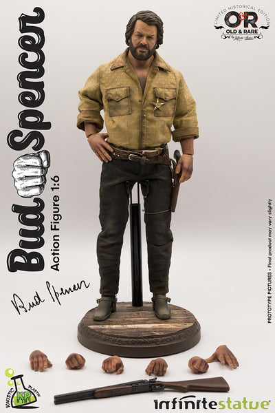 1/6 Scale Bud Spencer Figure by Kaustic Plastik