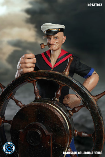 1/6 Scale Sailorman Figure by Super Duck Toys