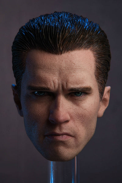 1/6 Scale Young Arnold Head Sculpt by GACTOYS