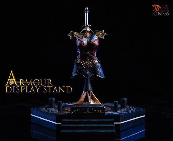 1/6 Scale Amazon Battle Armour With Armour Display Stand by TYS Toys