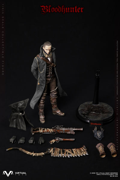 1/6 Scale Bloodhunter Figure by Virtual Toys VTS
