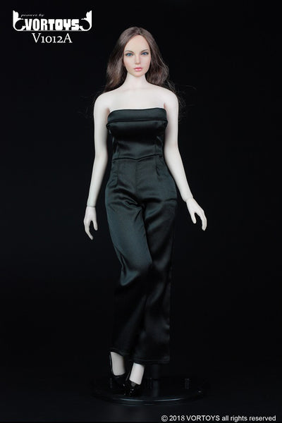 1/6 Scale Culotte Jumpsuit (5 Colors) by VorToys