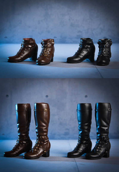 1/6 Scale Boots - Dual Use (2 Colors) by VS Toys