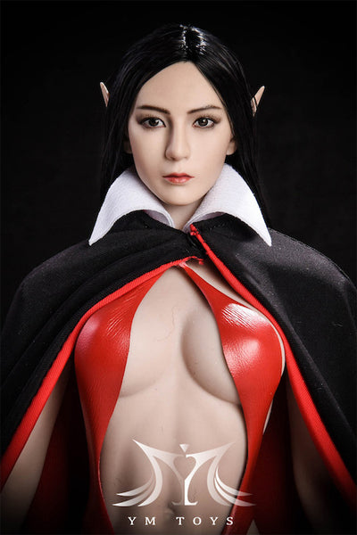 1/6 Scale Female Head Sculpt (YMT-09B) by YMToys