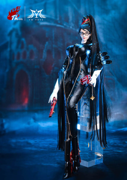 1/6 Scale Witch Angel Figure by YMTOYS X ACMETOYS