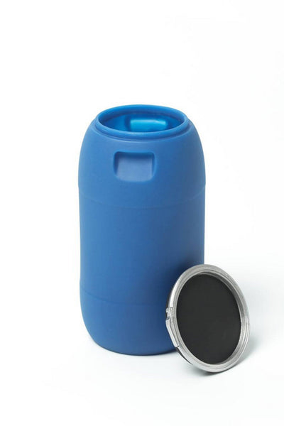 1/6 Scale Blue Plastic Drum Barrel by ZC World
