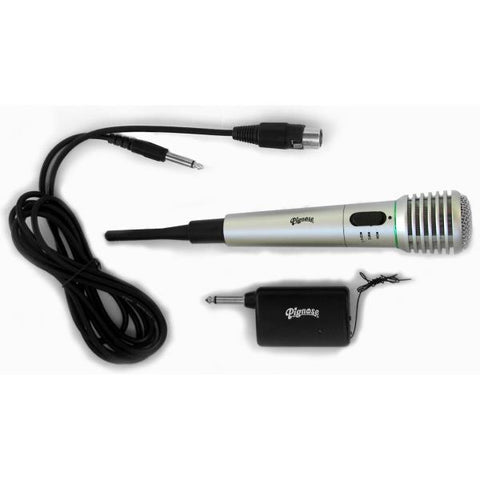 PIGNOSE Wireless Handheld Microphone System w/ Receiver