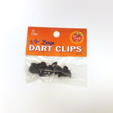 Dart Clips (Pack of 12) 2 Sizes