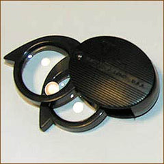 Double Folding Magnifier