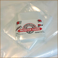 "Protector Poly Bags| Size| Sports Card Size - 2-5/8"" x 3-5/8"".................$4.00"