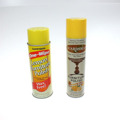 Guardsman Furniture Polish 2 Sizes