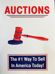 Auction Presentation Folders (25/Box)